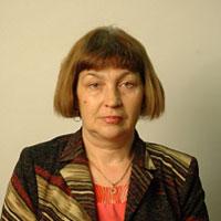 Комарова Екатерина Аркадьевна